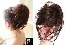 Hochsteckfrisurenen Mit Haarteil by Gewellte Kurze Perücken Haarteile Ebay