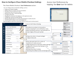 support chase mobile checkout tablet chase merchant services
