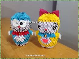 cara membuat origami hello kitty 3d origami 3d doraemon images coloring pages adult