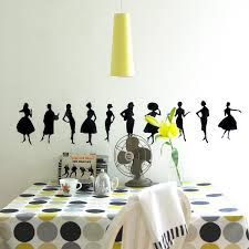 Chandelier Wall Stickers Large Chandelier Wall Sticker Chandelier Silhouette Wall Decor