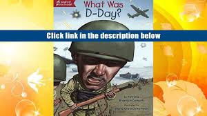 audiobook what was d day turtleback library binding