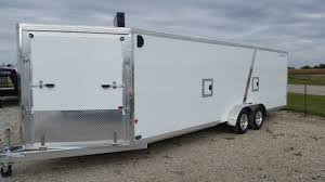 Aluminum Landscape Trailer by Custom Built Trailers Truck Specialties