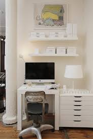 awesome ikea computer desk with cubby hole storage computer furniture