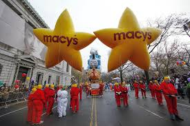 see the new floats in the macy s thanksgiving day parade today