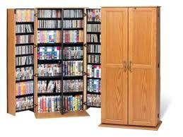 Vhs Storage Cabinet Large Media Storage Medium Size Of Storage Cabinet Winsome Vhs