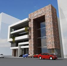 Residential Building Elevation 3d Commercial Plaza 26 Tower Front Elevation 102 Jpg 1089 1066
