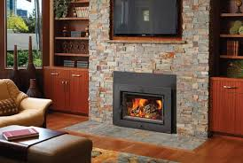 wood burning stove insert for fireplace room design plan cool with