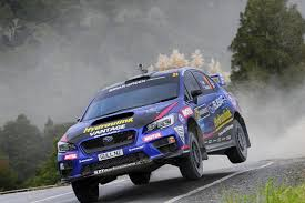 subaru wrc hunt at home in subaru wrx sti ahead of otago rally subaru of