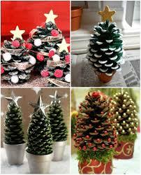 inšpirácie na vianočné dekorácie zo šišiek s ktorými ušetríte