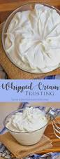 whipped cream frosting tatyanas everyday food