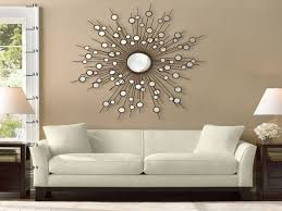 How To Decorate With Mirrors by Circle Mirror Wall Decor Vanity Decoration