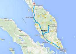 Perl Map Borneo Singapore Malaysia U2026 Itinerary Stepping Out Of Babylon
