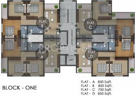 450 sq ft 1 bhk 1t apartment for sale in aladin housing moonlit