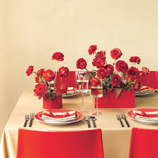Martha Stewart Home Decorating 11 Inventive Ways For Using Red And Camel At Your Wedding Martha