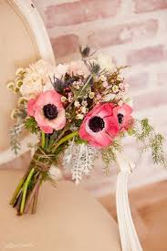 how to make bridal bouquets 40 anemone wedding ideas bouquets cakes and invitations deer