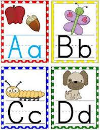 printable alphabet letter cards large polka dot alphabet cards for your classroom free alphabet