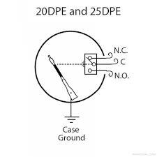 murphy murphy 0 30 psi mechanical differential pressure swichgage