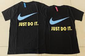 Baju Gambar Nike jual kaos nike just do it murah keren terbaru