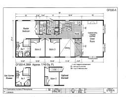 Galley Style Kitchen Floor Plans by Trend Decoration House Designs Interior For Modern Architectural