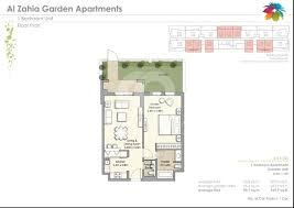 scala le quote al layout 1 bedroom apartment for sale in al zahia muelih dubai uae own a