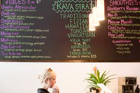 catching a buzz without the booze at chicago u0027s first kava bar