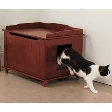 Decorative Cat Box Litter Boxes U0026 Enclosures