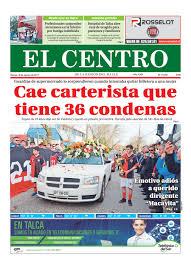 diario 18 08 2017 by diario el centro s a issuu
