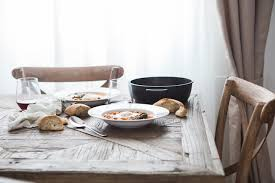 Dining Table With Food The Dining Table Is Becoming Extinct S Table