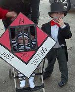 Monopoly Halloween Costume 11 Monopoly Costumes Images Costume Ideas