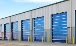 Overhead Garage Doors Edmonton Door Commercial Industrial View Through Overhead Doors