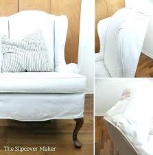 slipper chair slipcover slipper chair slipcover wing slipper chair slipcover pattern