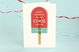 cool treat kid u0027s birthday greeting cards by monica minted