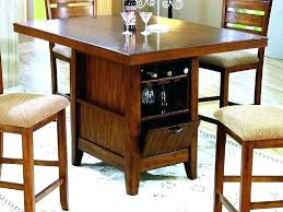 counter height craft table counter height bar table counter height small table image of