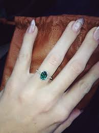 emerald engagement ring emerald engagement ring weddingbee