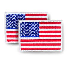 Flag Badges Embroidered Amazon Com Tactical Black U0026 White Us Flag Patch 3