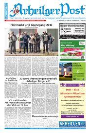 G Stige K Hen Arheilger Post Kw23 By Printdesign24gmbh Issuu