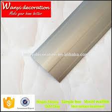 Laminate Flooring Moulding Plastic Laminate Floor Trim