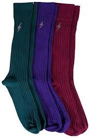 brovado mens pima cotton ribbed dress socks 3 pairs pack b