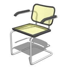 Marcel Breuer Chairs Cesca Chair 3d Model Formfonts 3d Models U0026 Textures