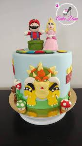 mario birthday cake birthday cake mario cakesdecor