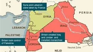 middle east map changes iwonder does the peace that ended ww1 haunt us today