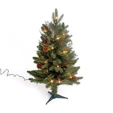 Christmas Tree Shopping Tips - mini christmas tree elderly gift ideas supporting family and