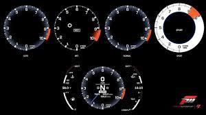 lexus lfa gauges ryan scott lee digital portfolio website