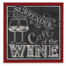 Bed Bath And Beyond Coasters Thirstystone Chalk It Up To The Wine Coasters Set Of 4