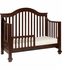 Espresso Baby Crib by Davinci Clover 4 In 1 Convertible Crib With Toddler Bed Conversion