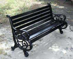 iron park benches wrought iron park bench wrought iron bench seat australia cast for