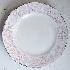 Shabby Chic Pottery by 43 Best Shabby Chic Plates Dinnerware Images On Pinterest
