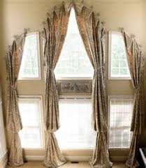 Curtains For Palladian Windows Decor Arched Window Drapery Ideas Arched Windows Curtains On Hooks