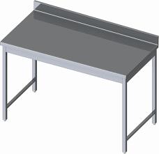 table de cuisine inox matériel cuisine pro fr tables inox plonges inox mobilier inox
