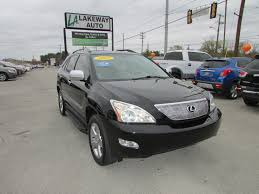 lifted lexus rx used 2007 lexus rx 350 for sale morristown tn